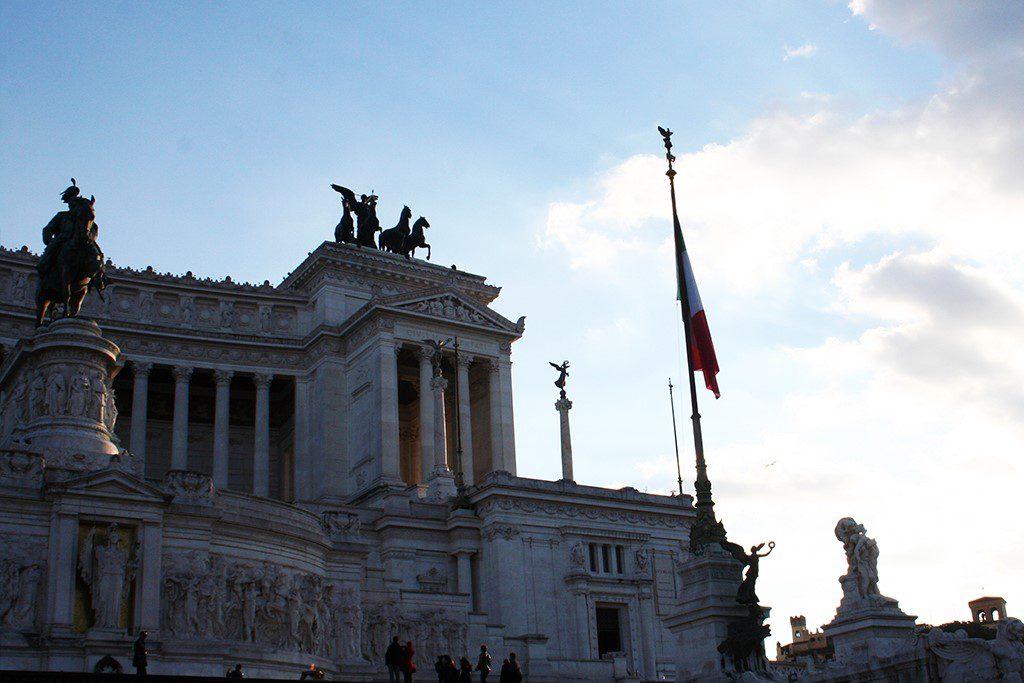 Nationaldenkmal Italien
