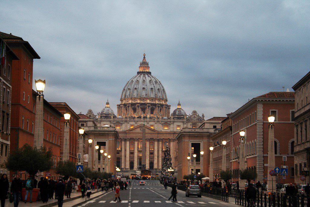Vatikan, Petersdom